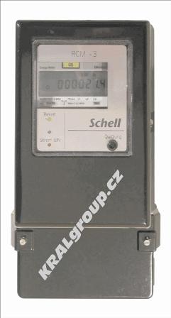 Elektroměr GSM - Elektroměry-GSM RCM-3