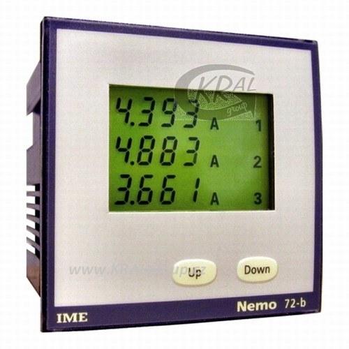 Elektroměr Analogové přístroje-Nemo 72-b